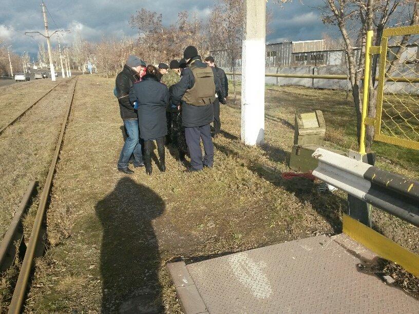 В Мариуполе «заминировали» мост на ул. Карпова  (ФОТО+ДОПОЛНЕНО), фото-4