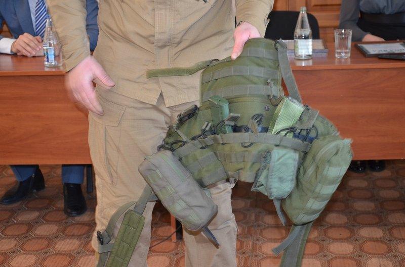 Батальон «Приднепровье» устроит для днепропетровчан, школу молодого бойца (фото) - фото 3