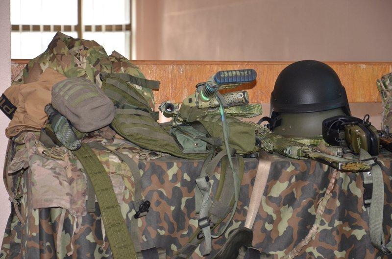 Батальон «Приднепровье» устроит для днепропетровчан, школу молодого бойца (фото) - фото 2