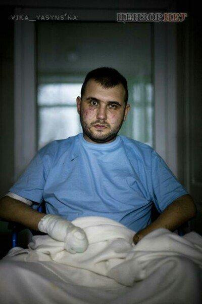 Бойцу, прошедшему Иловайский котел, нужна помощь запорожцев, фото-3
