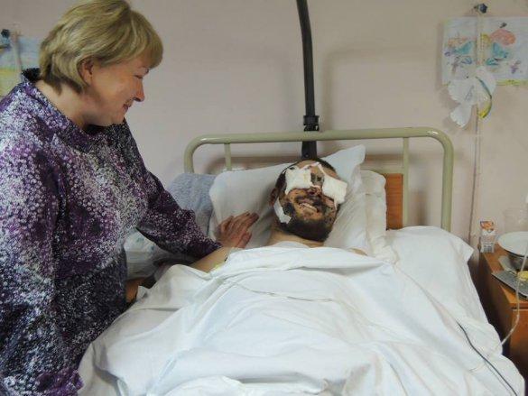 Бойцу, прошедшему Иловайский котел, нужна помощь запорожцев, фото-1