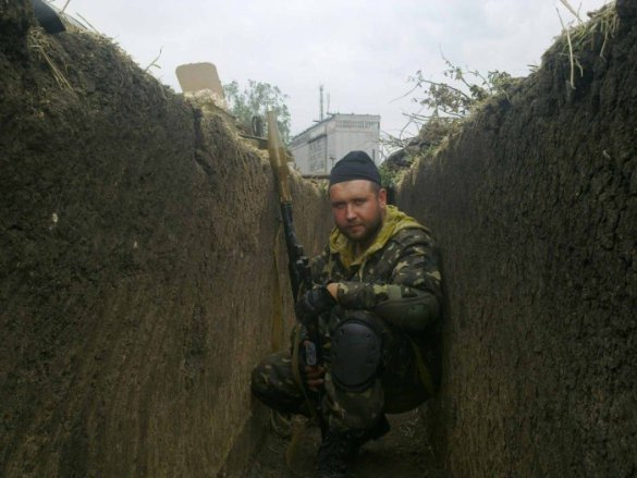 Бойцу, прошедшему Иловайский котел, нужна помощь запорожцев, фото-2