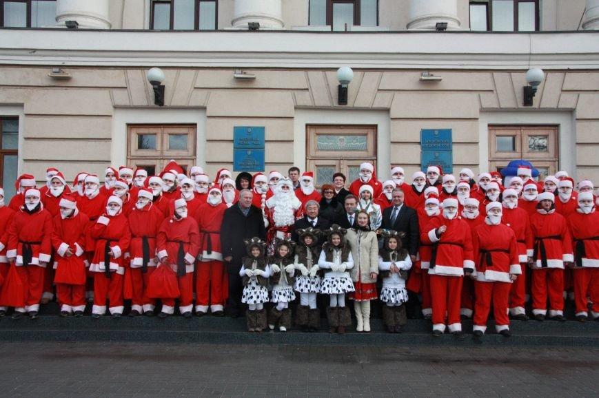 В Запорожье 70 Дедов Морозов поздравят детей-инвалидов с Новым Годом (ФОТО), фото-1