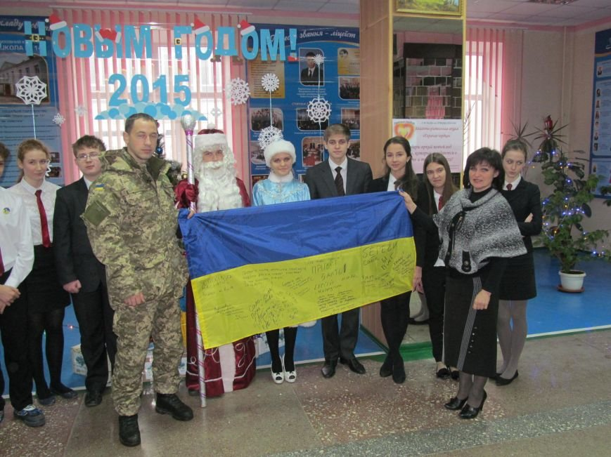 Подразделения ВСУ возмут шефство над школами Мариуполя (ФОТО), фото-3