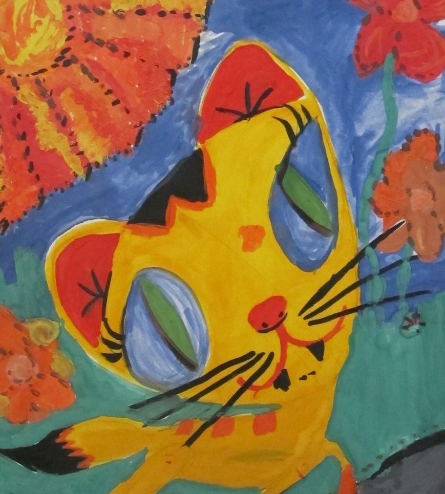 У Кіровограді відкрито виставку робіт «Новорічний подарунок» студентки Кіровоградського коледжу, фото-2
