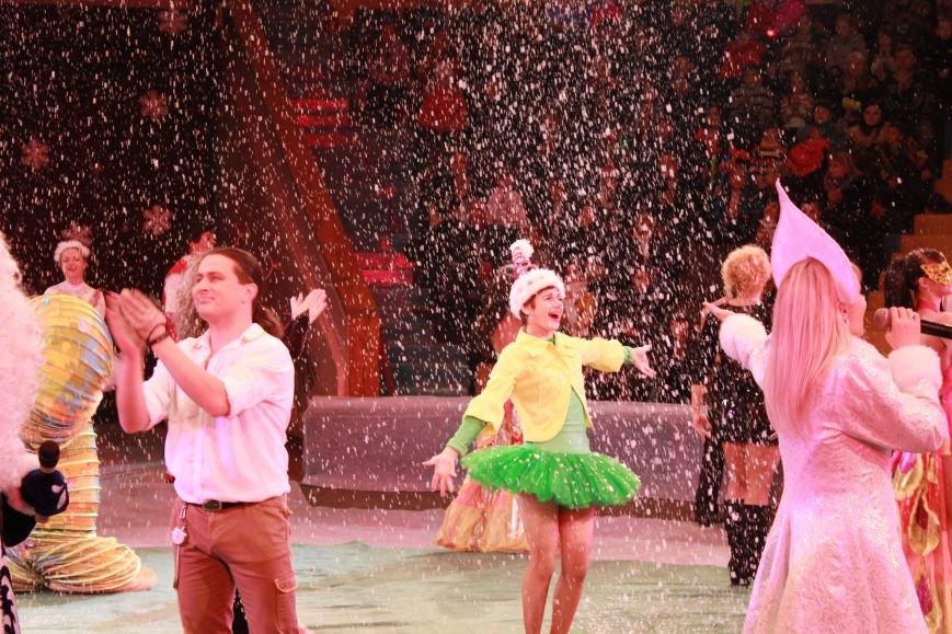 Громкая премьера в цирке Запорожья: восторг зрителя, шквал аплодисментов и буря эмоций (ФОТО), фото-9