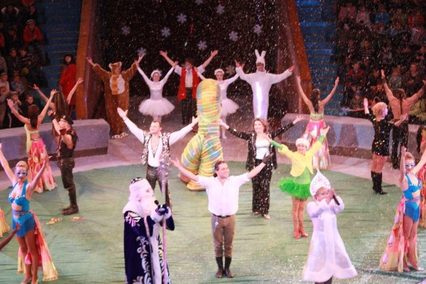 Громкая премьера в цирке Запорожья: восторг зрителя, шквал аплодисментов и буря эмоций (ФОТО), фото-4