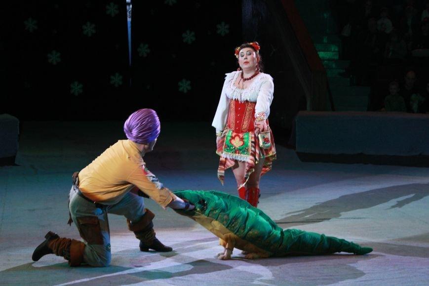 Громкая премьера в цирке Запорожья: восторг зрителя, шквал аплодисментов и буря эмоций (ФОТО), фото-7