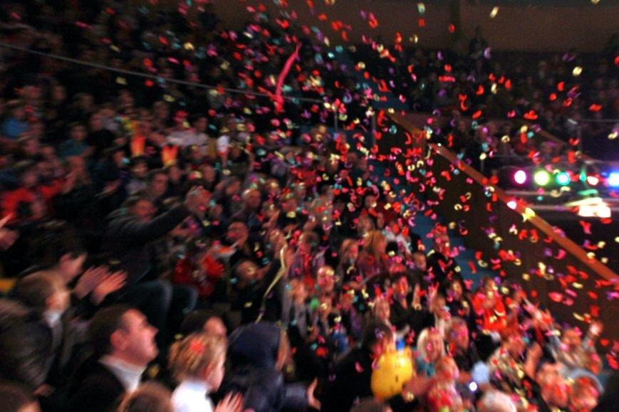 Громкая премьера в цирке Запорожья: восторг зрителя, шквал аплодисментов и буря эмоций (ФОТО), фото-1