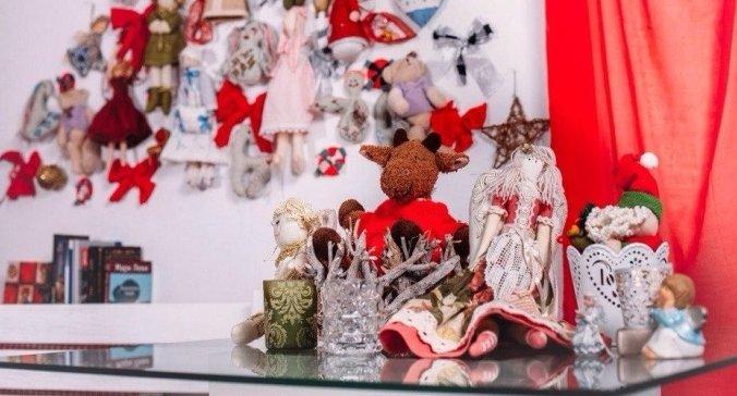 У магазині «Шіфон» відкрили новорічно-різдвяну фотозону (фото) - фото 1