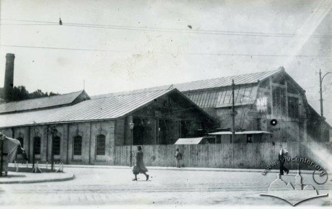 У Львові найстаріше трамвайне депо України на межі руйнації (ФОТОРЕПОРТАЖ) (фото) - фото 6