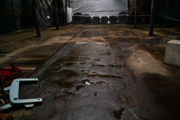 У Львові найстаріше трамвайне депо України на межі руйнації (ФОТО) (фото) - фото 1