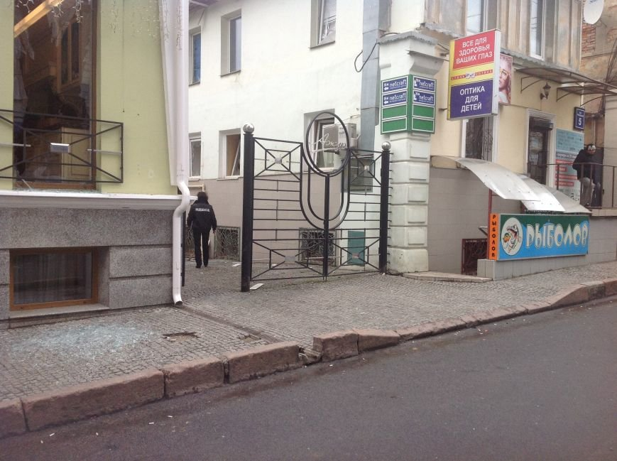 Очевидец взрыва на Рымарской: В момент взрыва даже стакан из руки выпал (ФОТО), фото-4