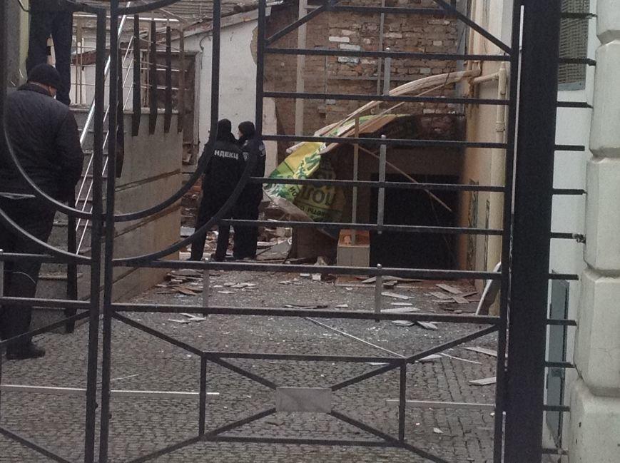 Очевидец взрыва на Рымарской: В момент взрыва даже стакан из руки выпал (ФОТО), фото-10