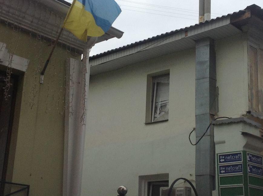 Очевидец взрыва на Рымарской: В момент взрыва даже стакан из руки выпал (ФОТО), фото-13