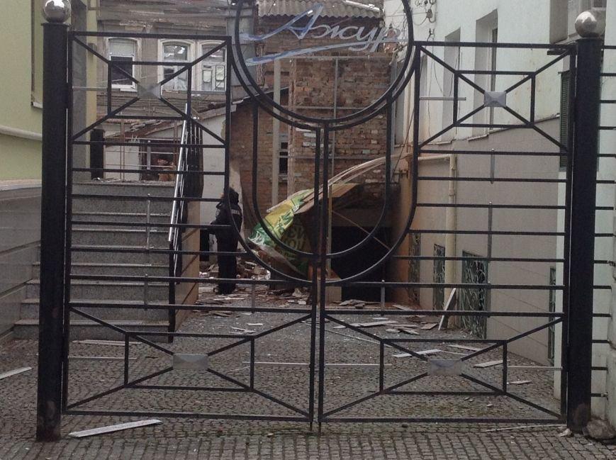 Очевидец взрыва на Рымарской: В момент взрыва даже стакан из руки выпал (ФОТО), фото-7
