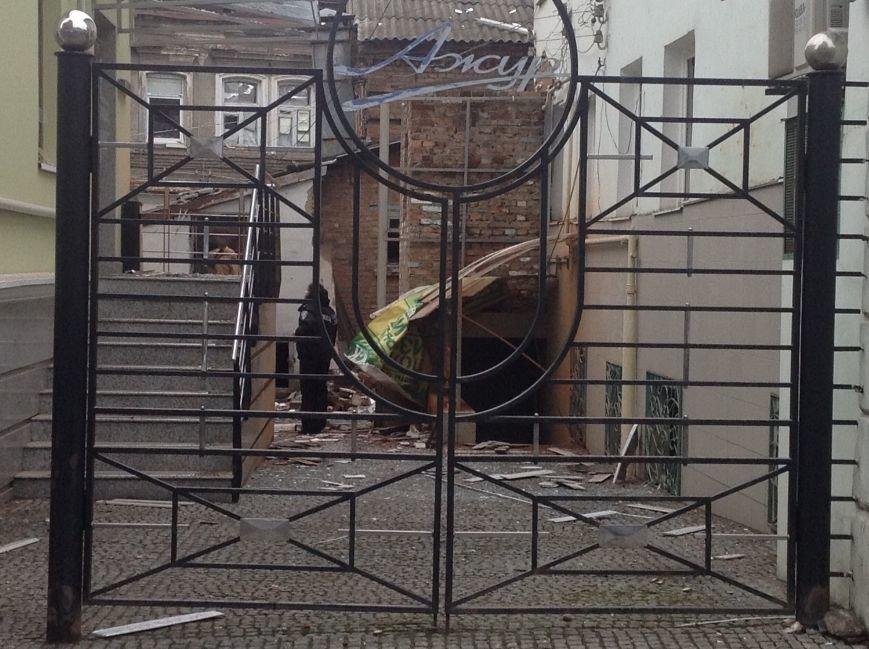 Очевидец взрыва на Рымарской: В момент взрыва даже стакан из руки выпал (ФОТО), фото-6