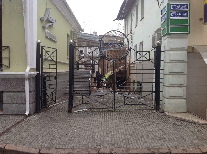 Очевидец взрыва на Рымарской: В момент взрыва даже стакан из руки выпал (ФОТО), фото-5