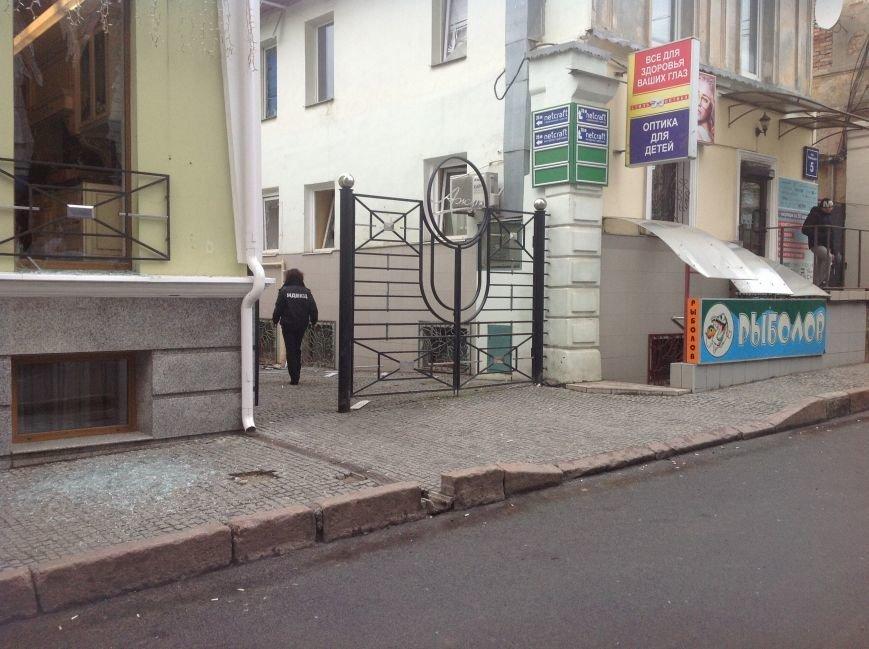 Очевидец взрыва на Рымарской: В момент взрыва даже стакан из руки выпал (ФОТО), фото-2