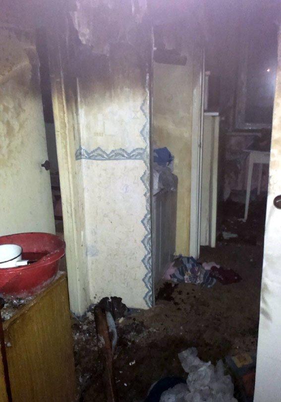 В Доброполье на пожаре погиб 8-летний ребенок, его 6-летний брат находится в коме (фото) - фото 2