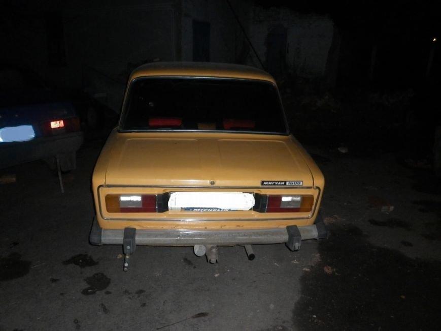 На Кировоградщине обнаружили водителя, который перевозил наркотическое вещество (фото) (фото) - фото 1