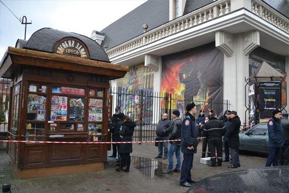 Правоохоронці виклали в мережу фото із місця смерті жінки у газетному кіоску (ФОТО) (фото) - фото 1