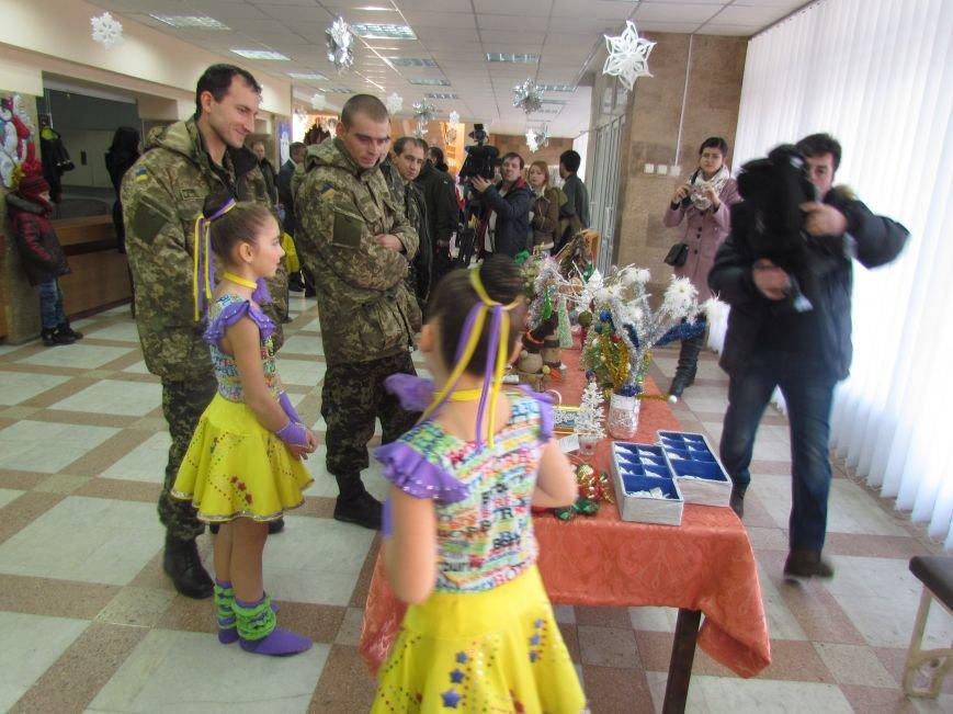 Военные и городской голова поздравили детей-сирот Мариуполя (ФОТО), фото-3