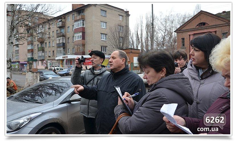 В Славянке комиссия по благоустройству совершила свой первый рейд (фото) - фото 1