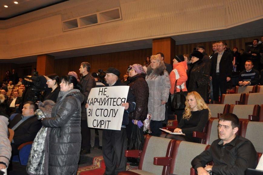 Запорожские депутаты сняли с должности скандального директора вольнянского интерната только со второй попытки (ФОТО), фото-1