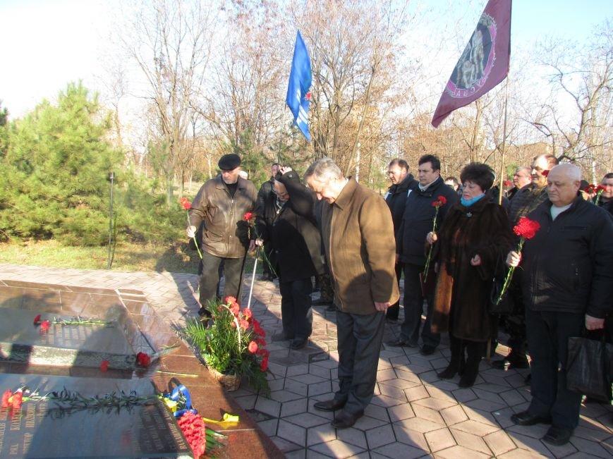 В Мариуполе почтили память воинов-афганцев (ФОТО), фото-10