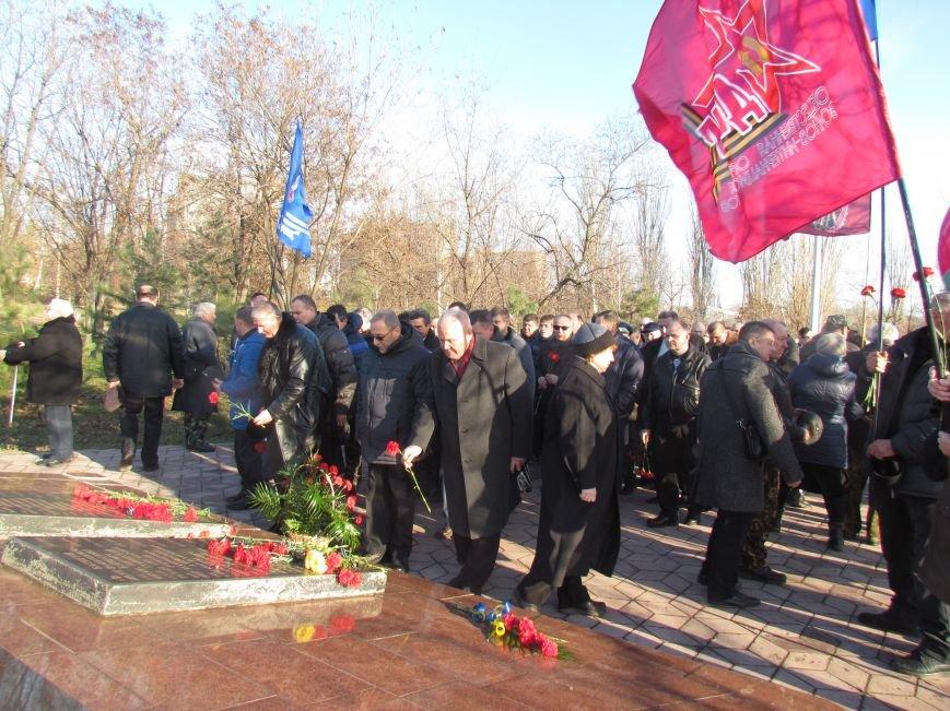 В Мариуполе почтили память воинов-афганцев (ФОТО), фото-11