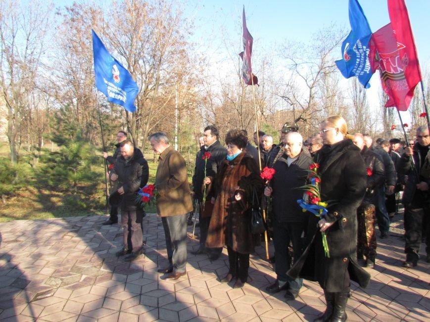 В Мариуполе почтили память воинов-афганцев (ФОТО), фото-9