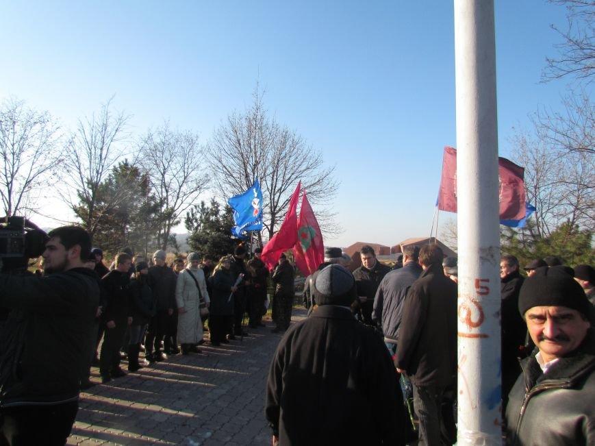 В Мариуполе почтили память воинов-афганцев (ФОТО), фото-1
