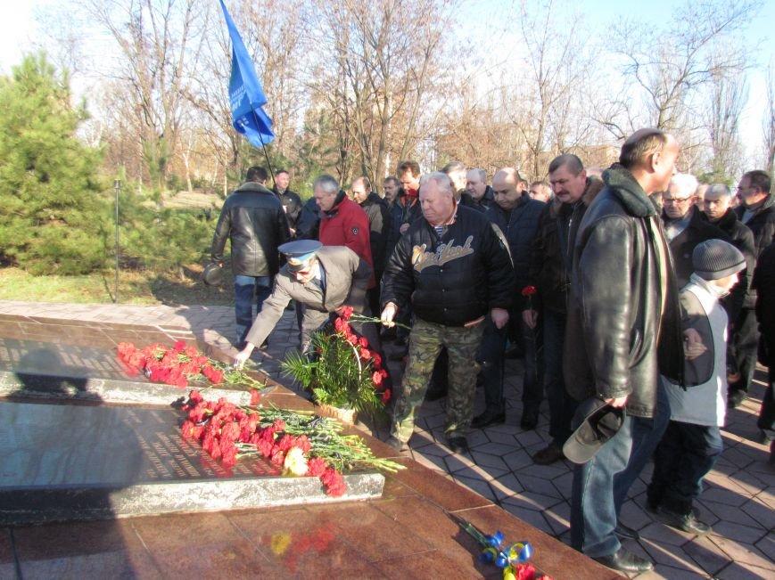 В Мариуполе почтили память воинов-афганцев (ФОТО), фото-13