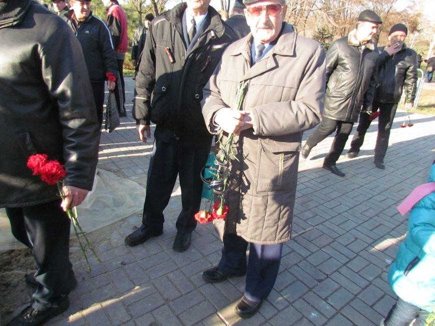 В Мариуполе почтили память воинов-афганцев (ФОТО), фото-2