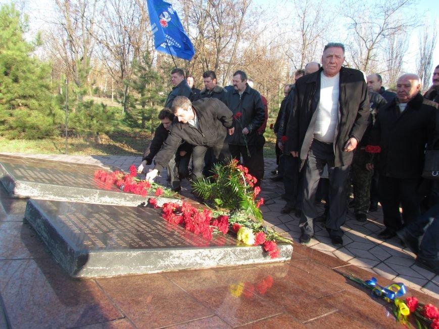 В Мариуполе почтили память воинов-афганцев (ФОТО), фото-12