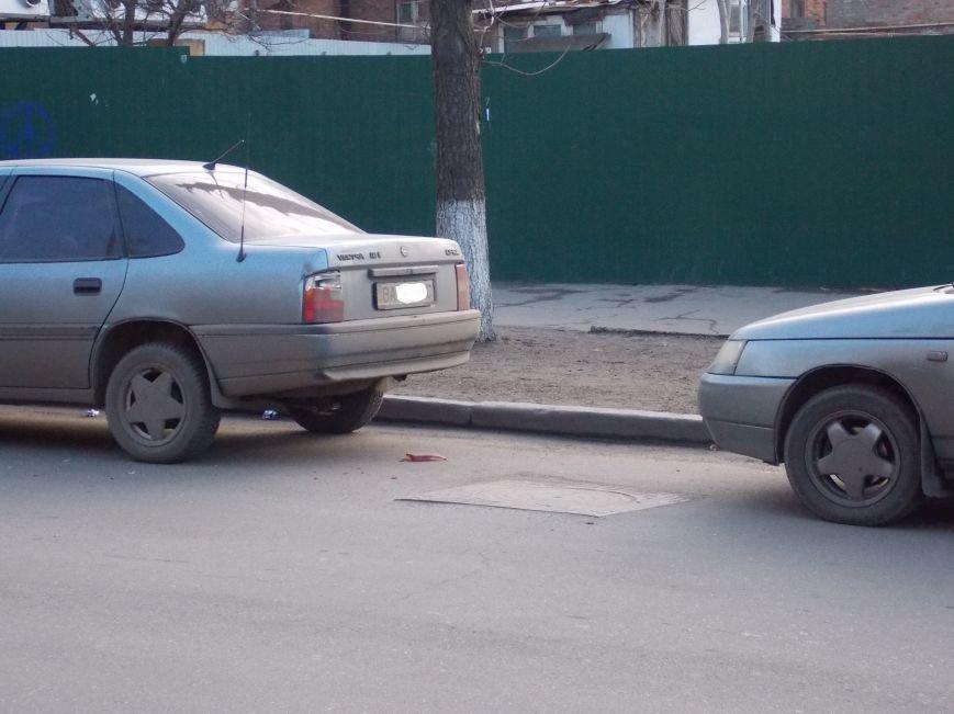 В Кировограде на Шевченко произошло два ДТП (фото) (фото) - фото 1