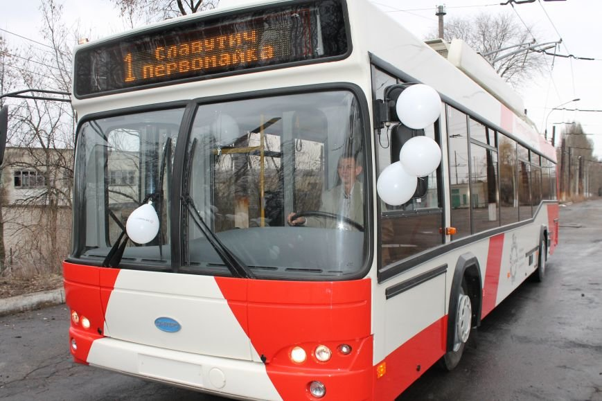 В Краснодоне модернизируют троллейбусный парк (ФОТО), фото-2