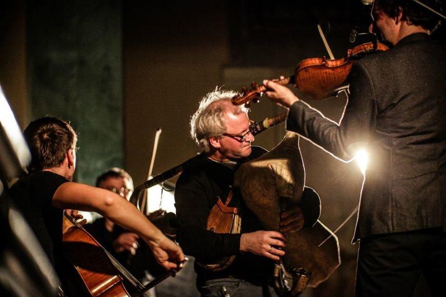 Різдвяний концерт струнного квінтету «VOŁOSI» в Рівному, фото-2