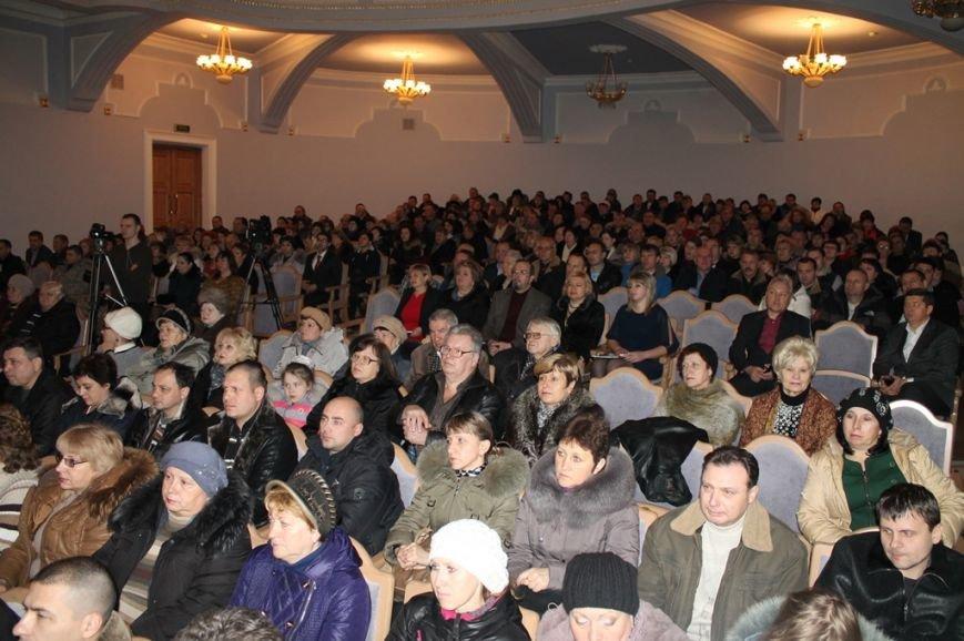 Мэр Артемовска рассказал, как обстоят дела в городе и к чему готовиться артемовцам в 2015 году. ВИДЕО, фото-1