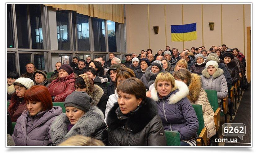В Славянке прошёл митинг-забастовка работников горводоканала. (фото) - фото 6
