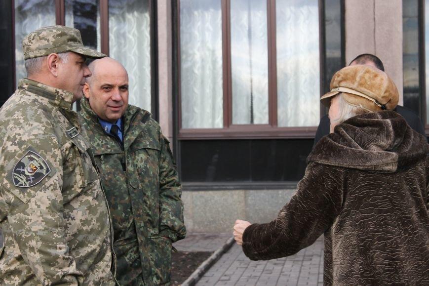 Чиновники Кривого Рога не поддержали инициативу установки памятника героям,  погишим за свободу Украины (ФОТО), фото-9