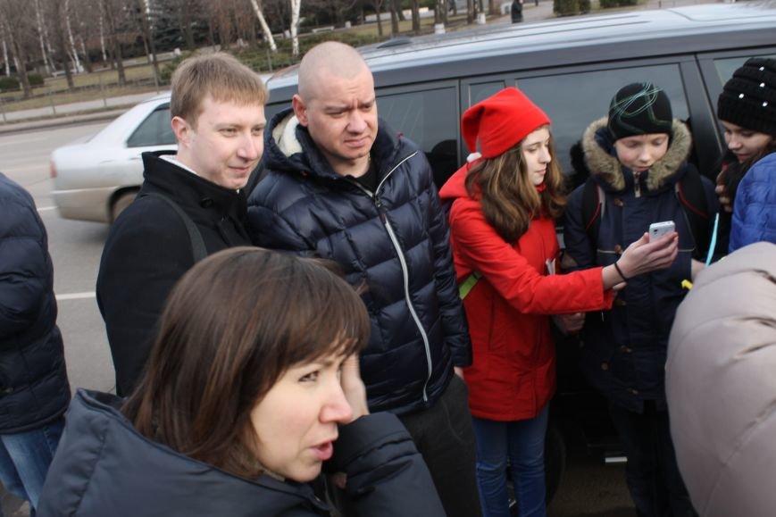 Знаменитые криворожане из «Студии Квартал-95»  сняли в родном городе выпуск «Чисто news» (ФОТО), фото-1