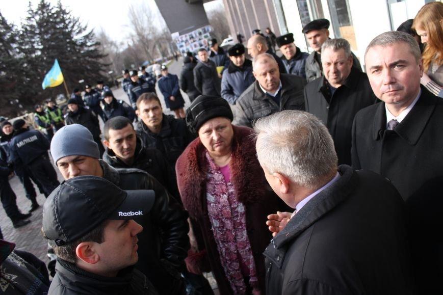 Чиновники Кривого Рога не поддержали инициативу установки памятника героям,  погишим за свободу Украины (ФОТО), фото-3