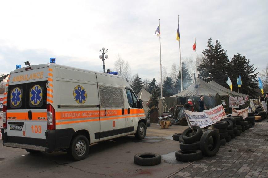 Чиновники Кривого Рога не поддержали инициативу установки памятника героям,  погишим за свободу Украины (ФОТО), фото-10