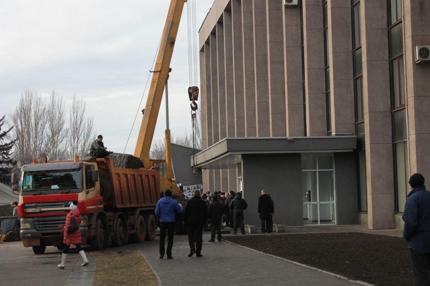 Чиновники Кривого Рога не поддержали инициативу установки памятника героям,  погишим за свободу Украины (ФОТО), фото-1