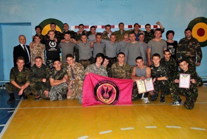 Морские пехотинцы посоревновались с николаевскими школьниками (ФОТО) (фото) - фото 8