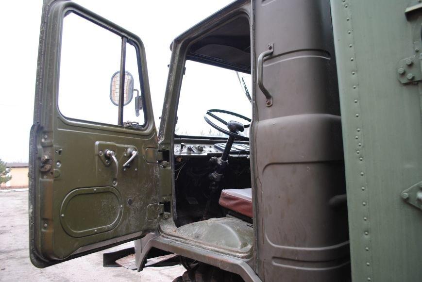 В Запорожье «Сестры победы» подарили бойцам АТО микроавтобус и грузовик (ФОТО), фото-4