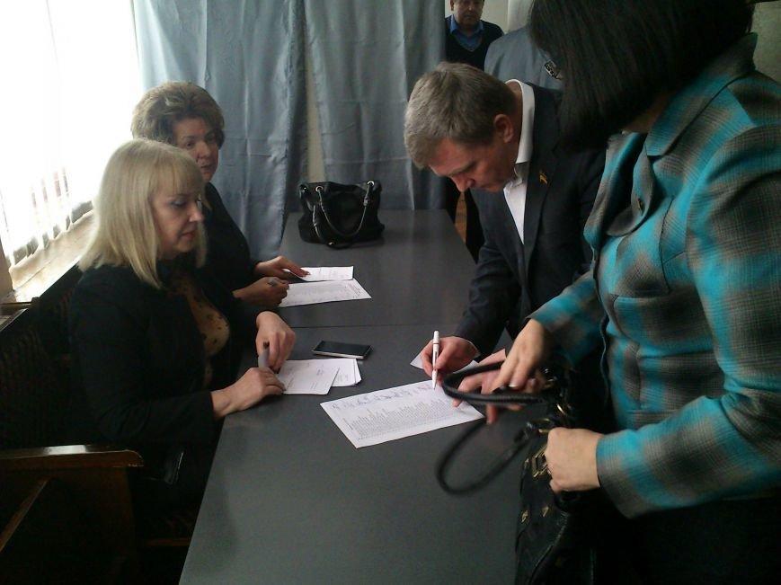 Секретарем Днепродзержинского горсовета избран Александр Плахотник, фото-1
