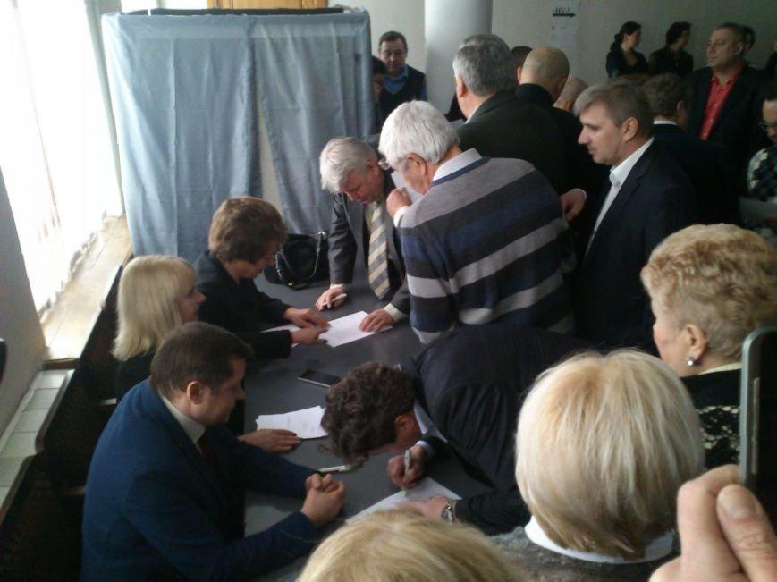 Александр Плахотник избран новым секретарем Днепродзержинского горсовета (фото) - фото 3